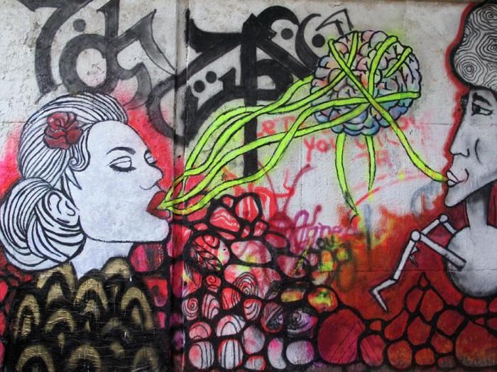 Women Speak Through Walls: ست الحيطة