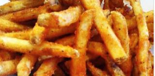 Secret to Crispy French Fries