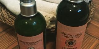 We Love: L'Occitane Hair Repair Shampoo and Conditioner