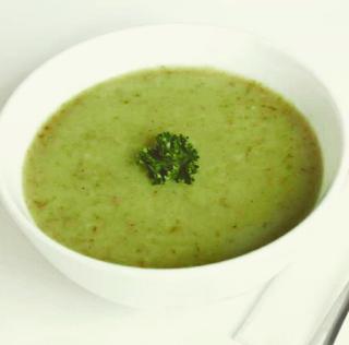 Guilt-Free Leek and Potato Soup